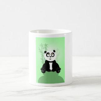 Panda Girl - Green 2 Mug