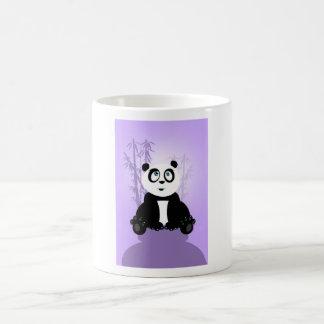 Panda Girl - Purple 2 Mugs