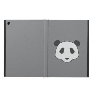 panda gray ipad cases