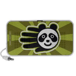 Panda Hand Travel Speaker