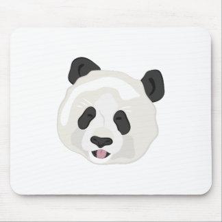 Panda Head Mouse Pad