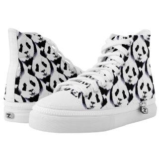 Panda High Tops