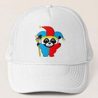 Panda in Jester Costume Trucker Hat