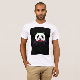 panda  joker T-Shirt