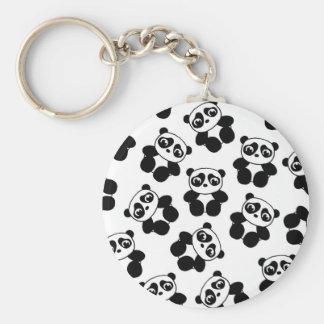 Panda Key Ring