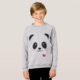 panda kid sweatshirt
