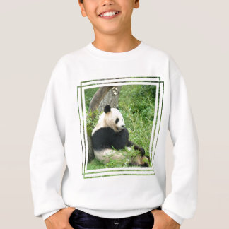 Panda Kid's Sweatshirt