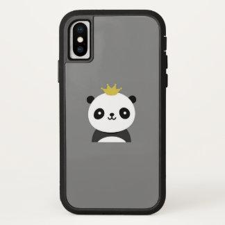 Panda King iPhone X Case