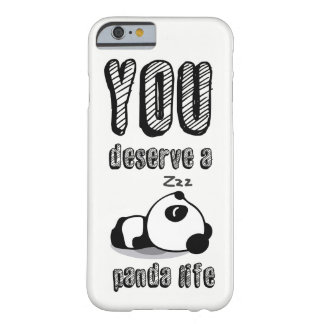 Panda life barely there iPhone 6 case