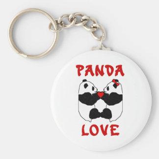 Panda Love Key Ring