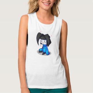 Panda Love Singlet