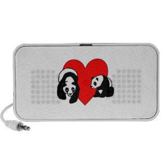 Panda Love Speaker System