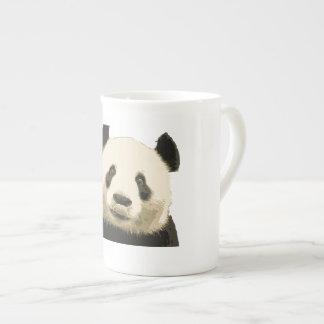 Panda love tea cup