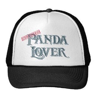 Panda Lover Cap