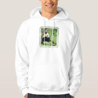 Panda Men's Hooded Sweatshirt