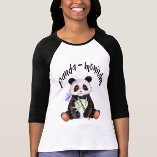 Panda - Monium Panda Bear T-Shirt