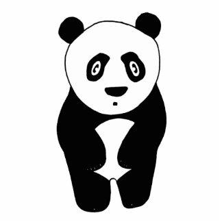 Panda-monium Photo Cutout
