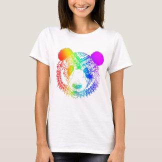 Panda Multicoloured T-Shirt