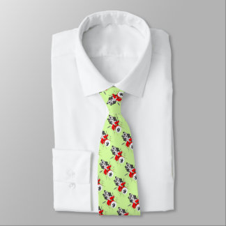 panda musician tie