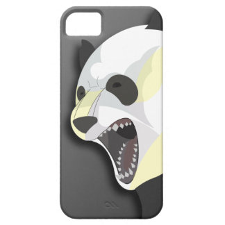 Panda of the Global one iPhone 5 Case
