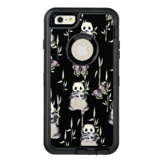 panda OtterBox defender iPhone case