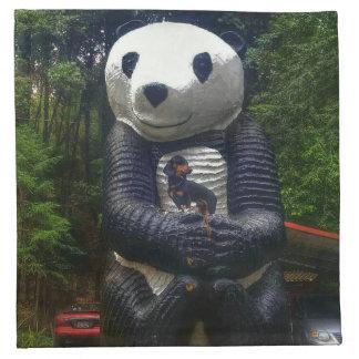 Panda Panda Panda.. Napkin