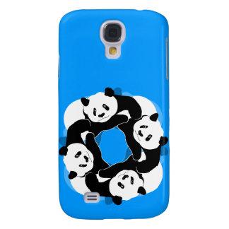 PANDA PLAY SAMSUNG GALAXY S4 CASES