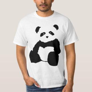 panda plush. tee shirts