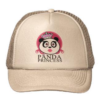 Panda Princess Cap