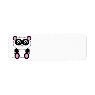 Panda Return Address Label