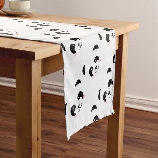Panda Short Table Runner