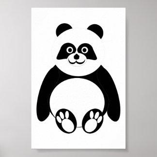 Panda Small Print