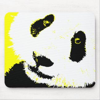 panda splatz. mouse pad