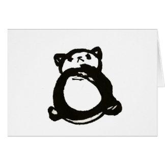 Panda Standards Card