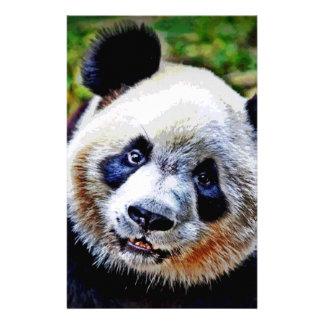 Panda Individuelles Druckpapier