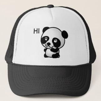 Panda Trucker Trucker Hat