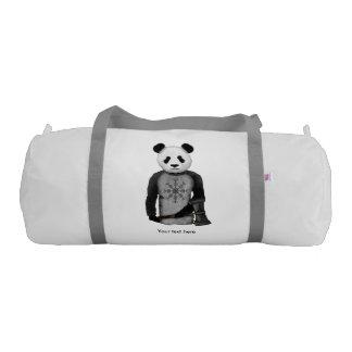 Panda Viking Warrior Gym Bag