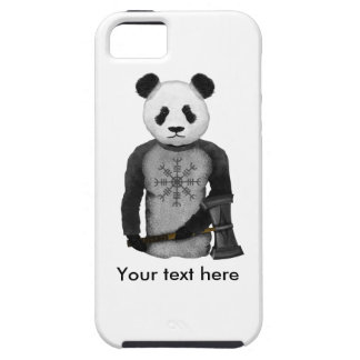 Panda Viking Warrior iPhone 5 Cases