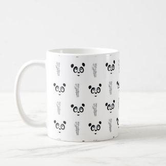 Panda Wallpaper Basic White Mug