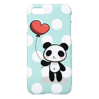 Panda with love iPhone 8/7 case