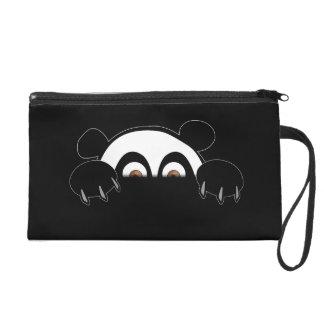 Panda  Wristlet