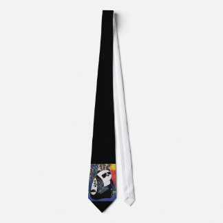 Panda Zen Master Tie