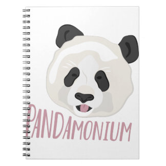 Pandamonium Notebooks