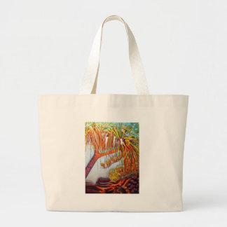 Pandanus Parasol Canvas Bags