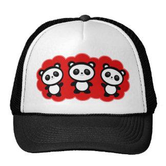 PANDAS - hat