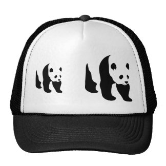 Pandas!! Hat