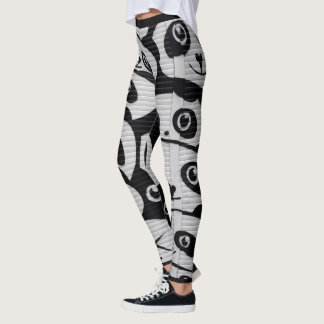Pandas Leggings
