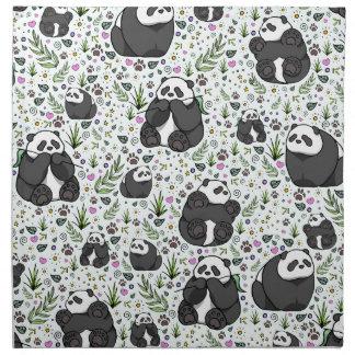 Pandas Napkin