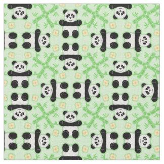 Pandas, Pandas Pattern Fabric