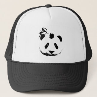Pandaz not dead trucker hat